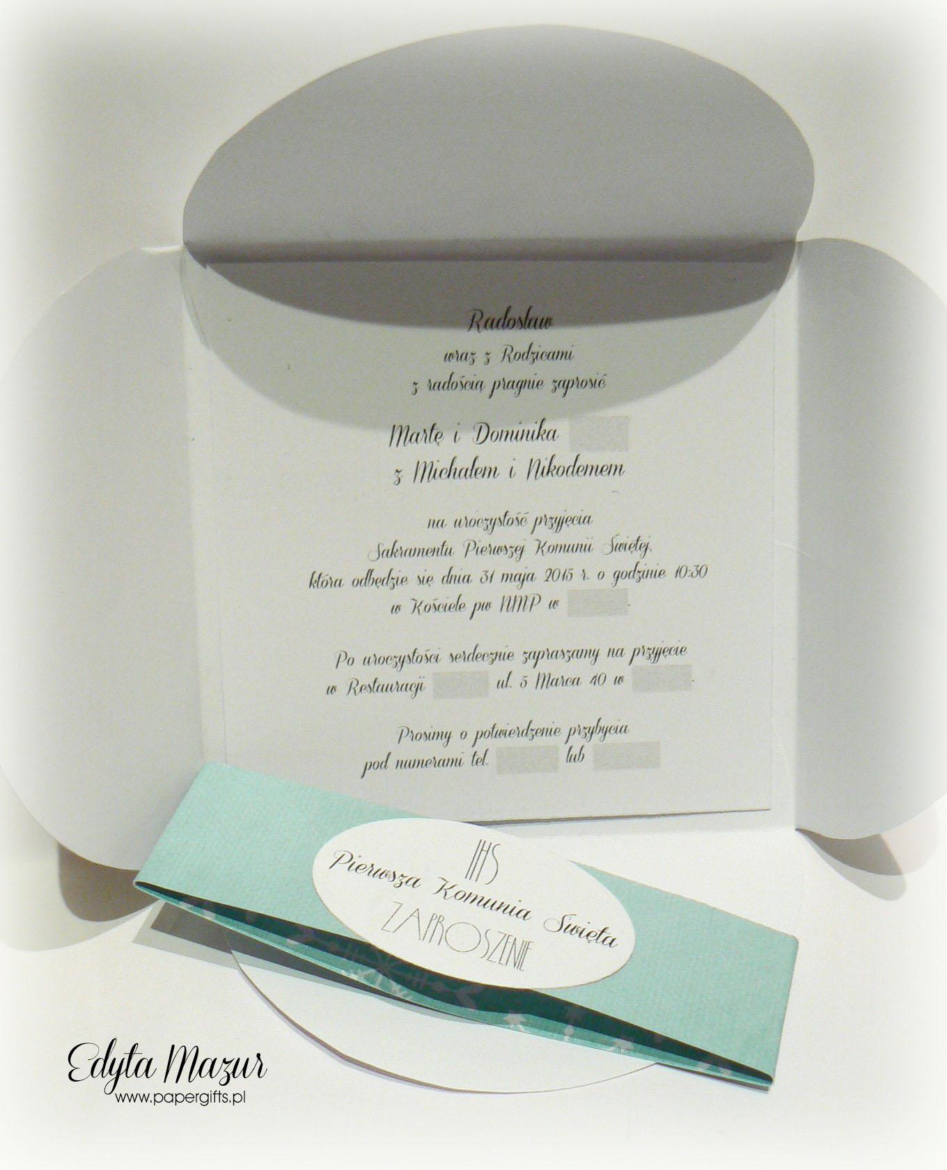 Papergiftspl Kartki Ręcznie Robione ślubne Na Urodziny Na