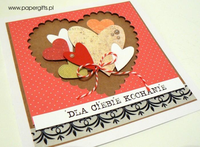 Serca w sercu - Walentynka1