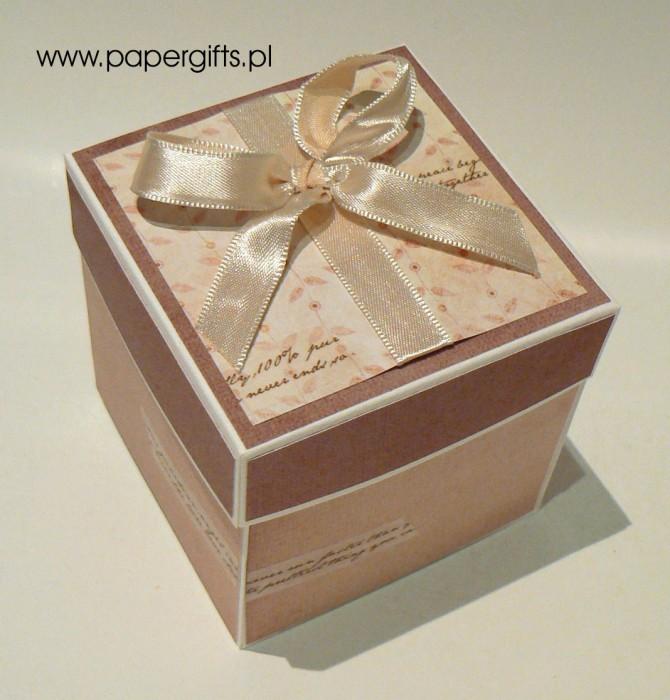 Magiczny box ślubny z sercem dla Anna i Bartłomiej