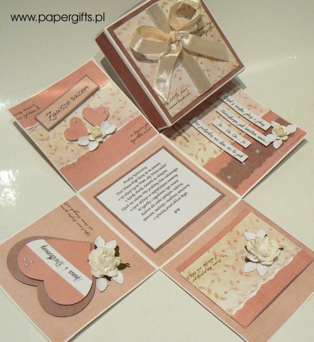 Magiczny box ślubny z sercem dla Anna i Bartłomiej1