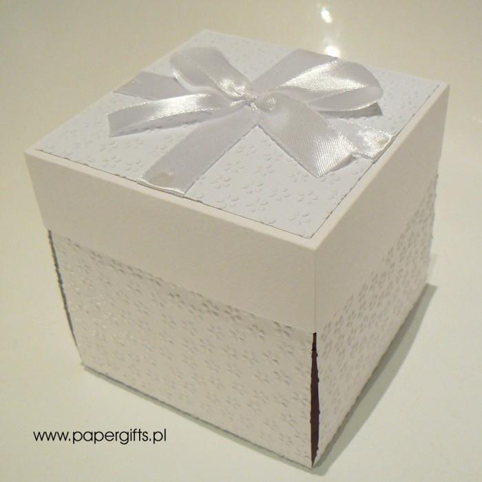 Biały box - Pamiątka komunii