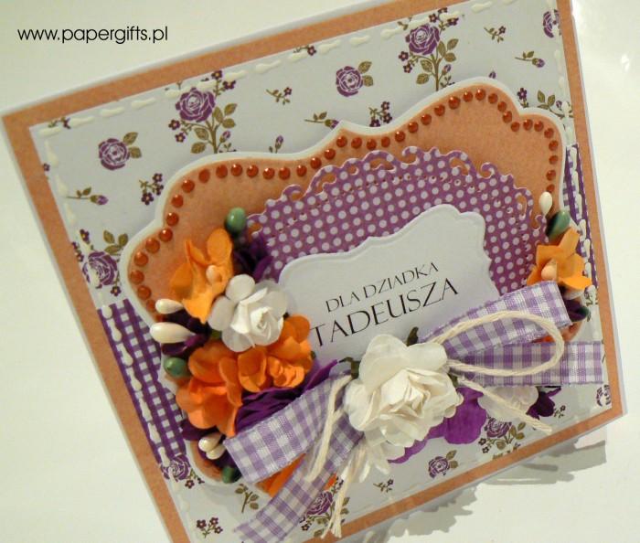 Fioletowo-pomarańczowa - Dla Dziadka Tadeusza1